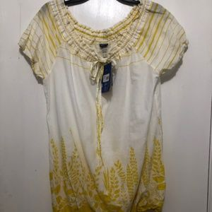 Patagonia Common Threads Women's Elsa Top Size Med
